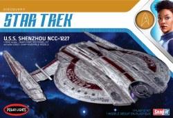 1/2500 Star Trek U.S.S. Shenzhou Plastic Model Kit