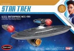 1/2500 Star Trek Discovery U.S.S. Enterprise NCC-1701 Plastic Snap Model Kit