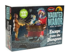 1/12 Haunted Manor: Escape from the Dungeon