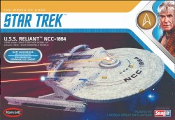 1/1000 Star Trek  U.S.S. Reliant NCC-1864