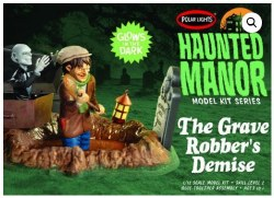 1/12 Haunted Manor: The Grave Robber's Demise