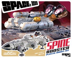 "1/48 Space 1999: 22"" Spine Booster Pack Accessory Set"