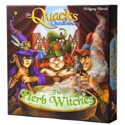 Quacks of Quedlinburg - Herb Witch Expansion