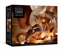 The Rise of Tiamat Dragon (D&D) - 1000pc