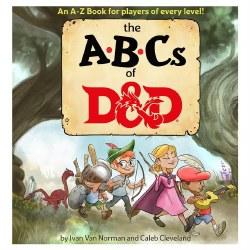 ABCs of D&D Book