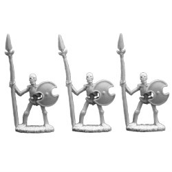 Bones: Skeletal Spearmen