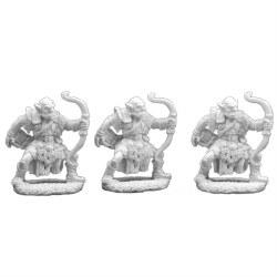 Bones: Orc Archers