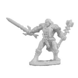 Bones: Grundor Hoardtaker, Barbarian