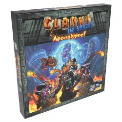 CLANK!:  In! Space!   Apocalypse! Expansion
