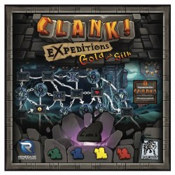 CLANK!:  Expeditions: Gold and Silk Expansion