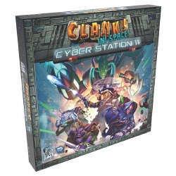 CLANK!:  In! Space!   Cyber Station 11 Expansion