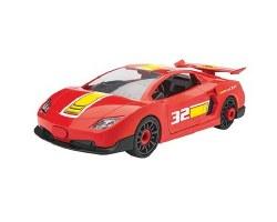 Race Car Red Vehicle, Junior Model Kit