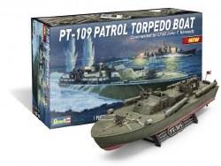 1/72 PT109 Torpedo Boat Plastic Model Kit