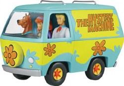 Scooby-Doo Mystery Machine Model