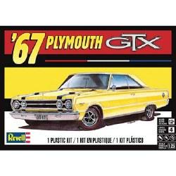 1/25 '67 Plymouth GTX