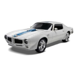 1/24 1970 Pontiac Firebird 2 'n 1 Plastic Model Kit