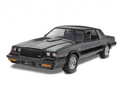 1/24 Buick Grand National 2 'n 1 Plastic Model Kit
