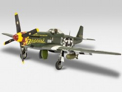 1/32 P-51D - NA Mustang Plastic Model Kit