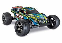 1/10 Rustler 2WD VXL - Yellow
