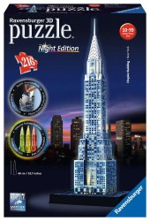 Chrysler Building- Night Ed