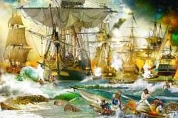 Battle on the High Seas 5000pc
