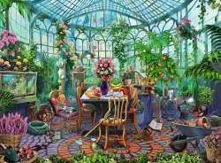 Greenhouse Morning 500pc