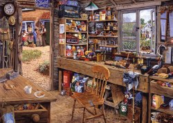 Dad's Shed - 500pc