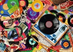EZ Grip: Viva Le Vinyl - 500pc