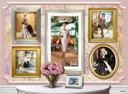 Barbie: Paris Fashion - 500pc