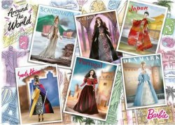 Barbie Around the World 1000pc Puzzle