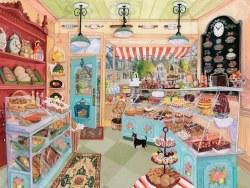 Corner Bakery 750pc Large Format Puzzle