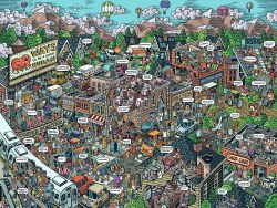 Acts of Kindness 750pc Large Format Puzzle