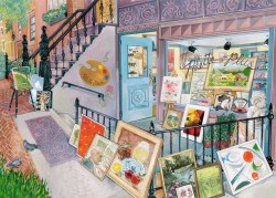 Art Gallery 1000pc Puzzle
