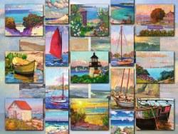 Coastal Collage 1500pc
