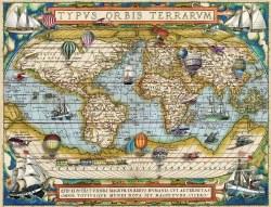 Around the World 2000pc