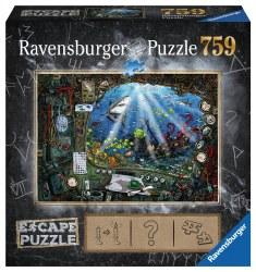 Escape Puzzle: Submarine 759pc