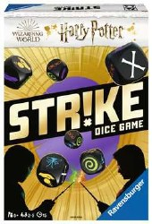 Harry Potter Strike Dice Game