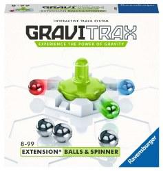 GraviTrax: Balls & Spinner Expansion