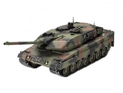 1/35 Leopard 2A6/A6NL Tank Plastic Model Kit