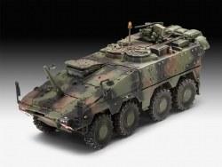 1/72 GTK Boxer Command Post NL Plastic Model Kit