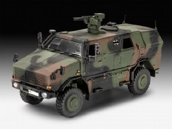 1/35 Dingo 2 GE A2.3 PatSi Plastic Model Kit