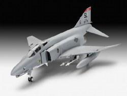 1/76  F-4 Phantom Fighter Plastic Model Kit