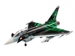 1/76  Eurofighter Ghost Tiger Plastic Model Kit
