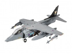 1/144 Bae Harrier GR.7 Plastic Model Kit