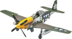 1/32 P51D Mustang Early Version Fighter Plastic Model Kit