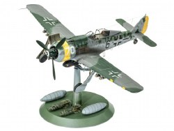1/32 Focke Wulf Fw190 F-8 German Fighter Plastic Model Kit