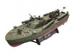 1/72 Patrol Torpedo Boat - PT109 Plastic Model Kit