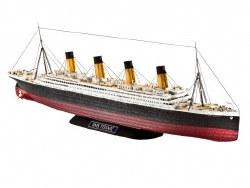 1/700 RMS Titanic Ocean Liner Plastic Model Kit