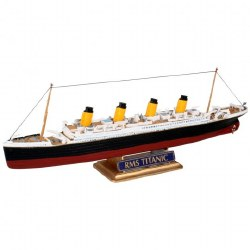 1/1200 RMS Titanic Plastic Model Kit