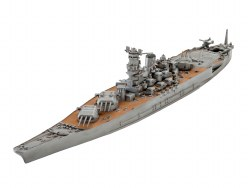 1/2000 Musashi Plastic Model Kit
